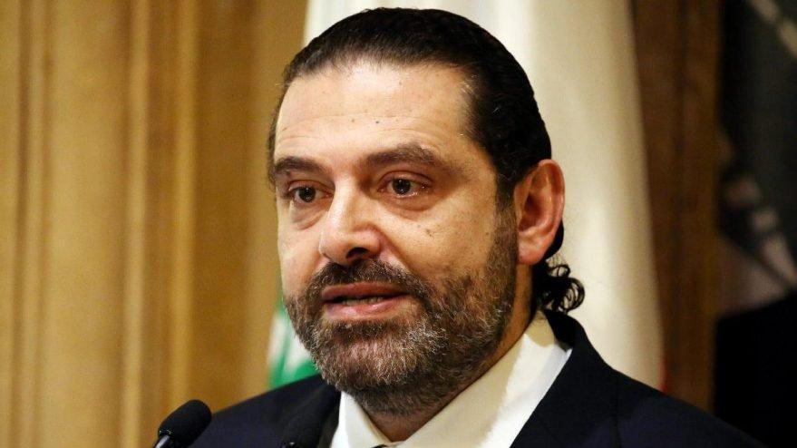 Lübnan'da beklenen oldu: İstifa etti