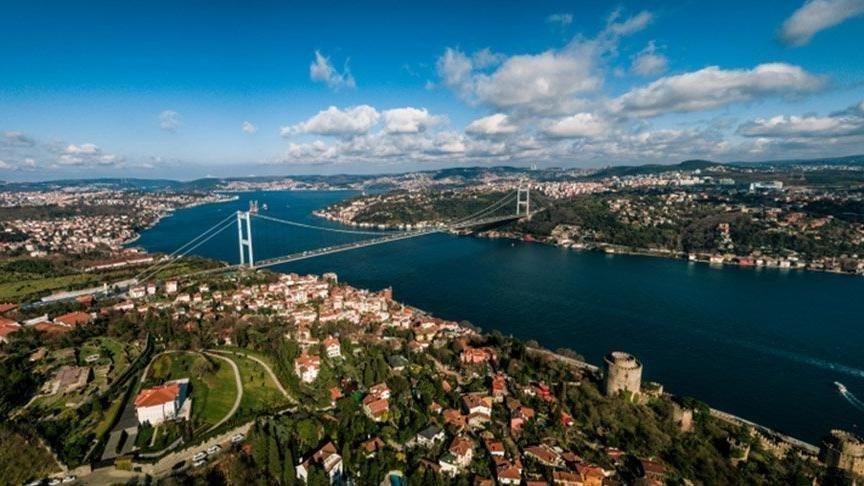 Türkiye'ye yüzde 27 artışla 64 bin 'vatansız' turist geldi