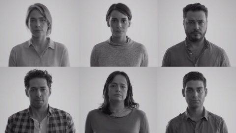 Türk oyuncular UNDP'nin kadına karşı şiddet filminde