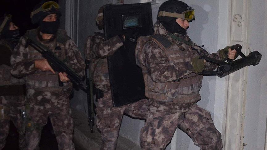 İstanbul'u kana bulayacaklardı... IŞİD'li teröristler yakalandı...