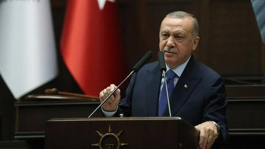 Erdoğan milletvekillerine seslendi: Allah rızası için Meclis'e gelin