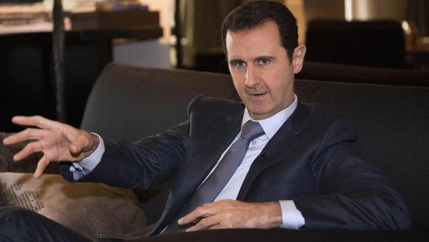 Esad, YPG'li teröristleri orduya çağırdı!