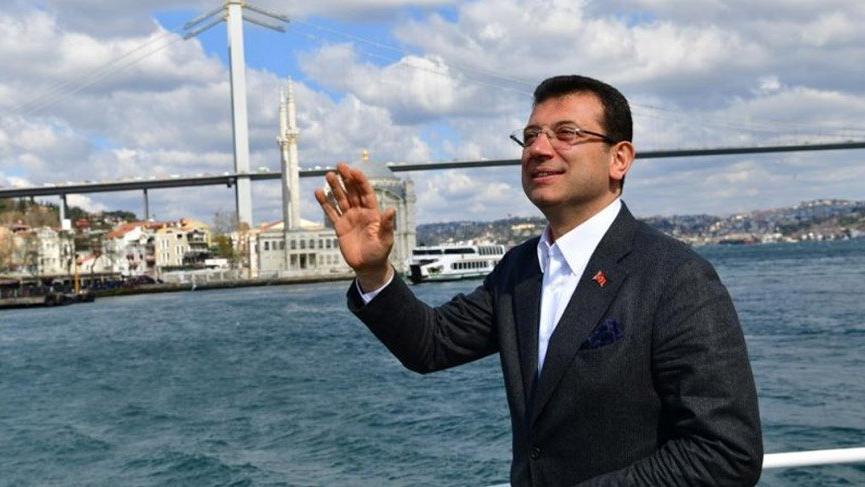 Boğaziçi'nin Cumhurbaşkanlığına devrine İmamoğlu'ndan ilk tepki!