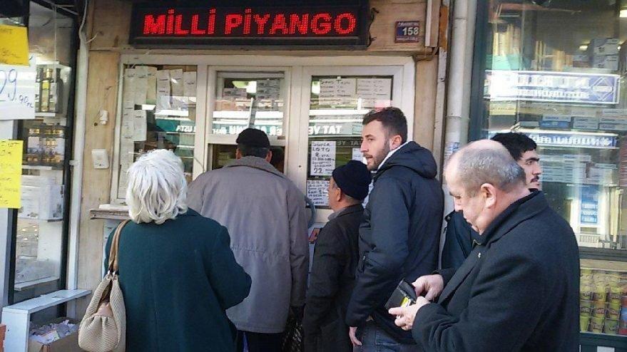 Milli Piyango sonuçları: 5 milyon çeyrek bilete! İşte MPİ bilet sorgulama ekranı...