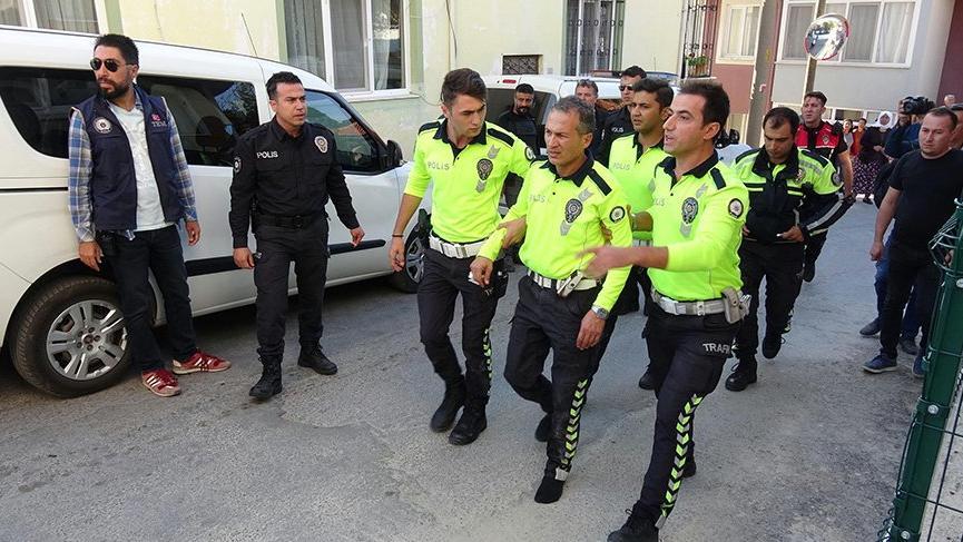Bir ilçe bu polisi konuşuyor! Azmiyle büyük alkış aldı