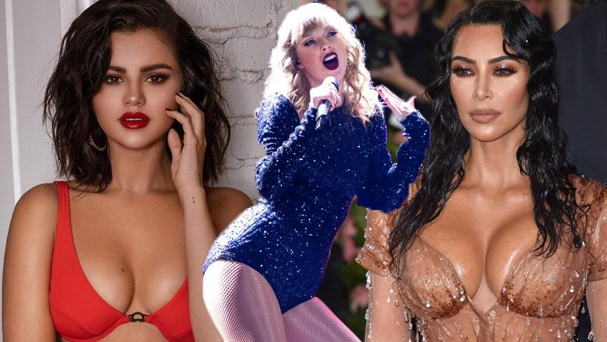 Selena Gomez, Kim Kardashian'ın Skims markasını paylaştı, tepki çekince hemen sildi