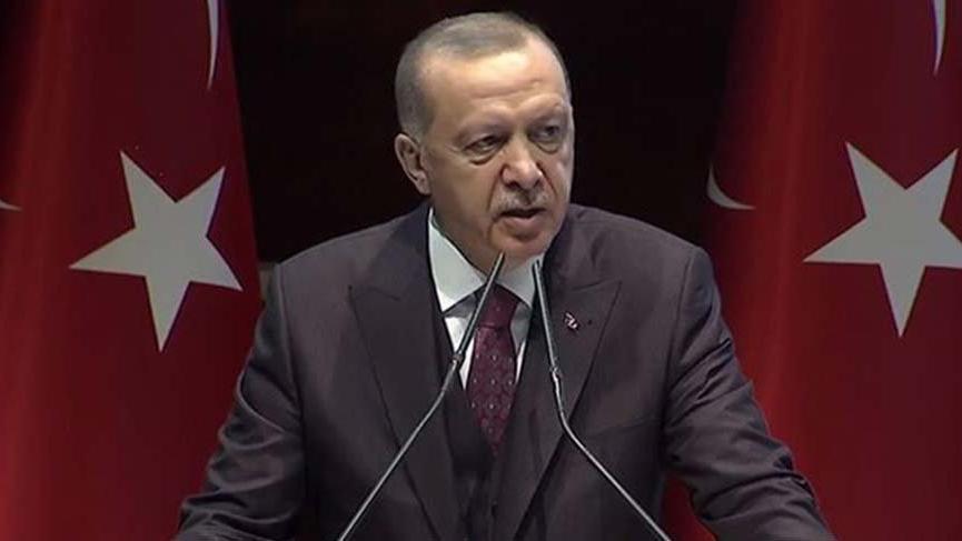 Cumhurbaşkanı Erdoğan AKP kongresi için tarih verdi