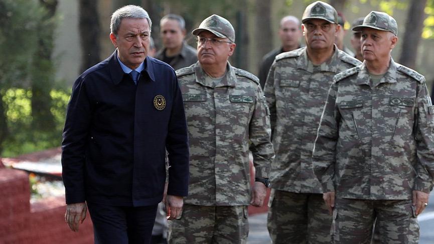 Hulusi Akar yakalanan Suriye askerlerinin akıbetini açıkladı
