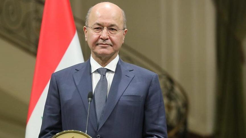 Son dakika... Cumhurbaşkanı Salih duyurdu! Irak Başbakanı Abdülmehdi istifa edecek