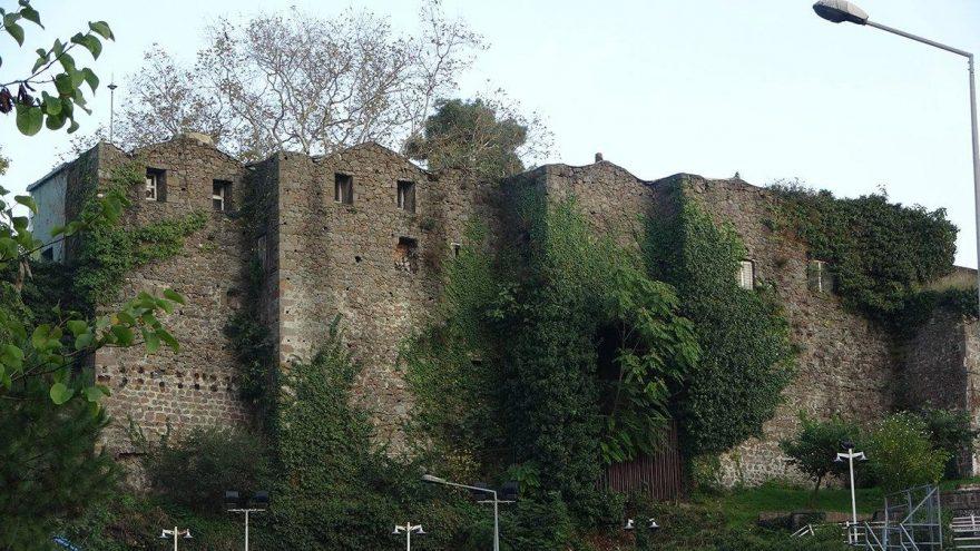 800 yıllık Güzelhisar Kalesi'nin mülkiyetini istiyorlar!