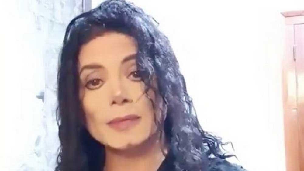 Videoyu gören gözlerine inanamadı! Jackson hayranları sosyal medyayı karıştırdı