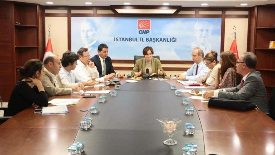 CHP'den Boğaziçi tepkisi