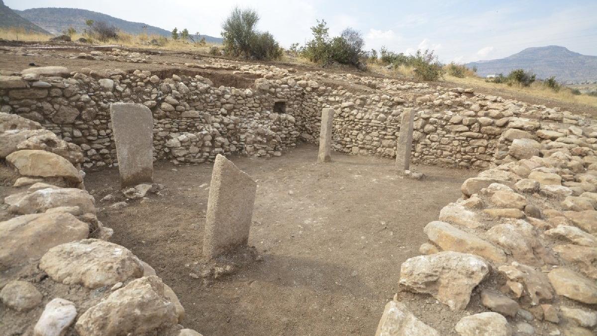 Mardin'de Göbeklitepe ile yaşıt yapı bulundu! 11 bin 500 yaşında...
