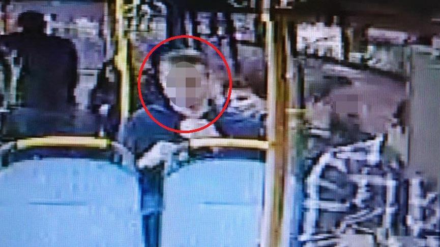 Kütahya'da otobüste üniversite öğrencisini taciz ettiği iddia elen zanlı yakalandı