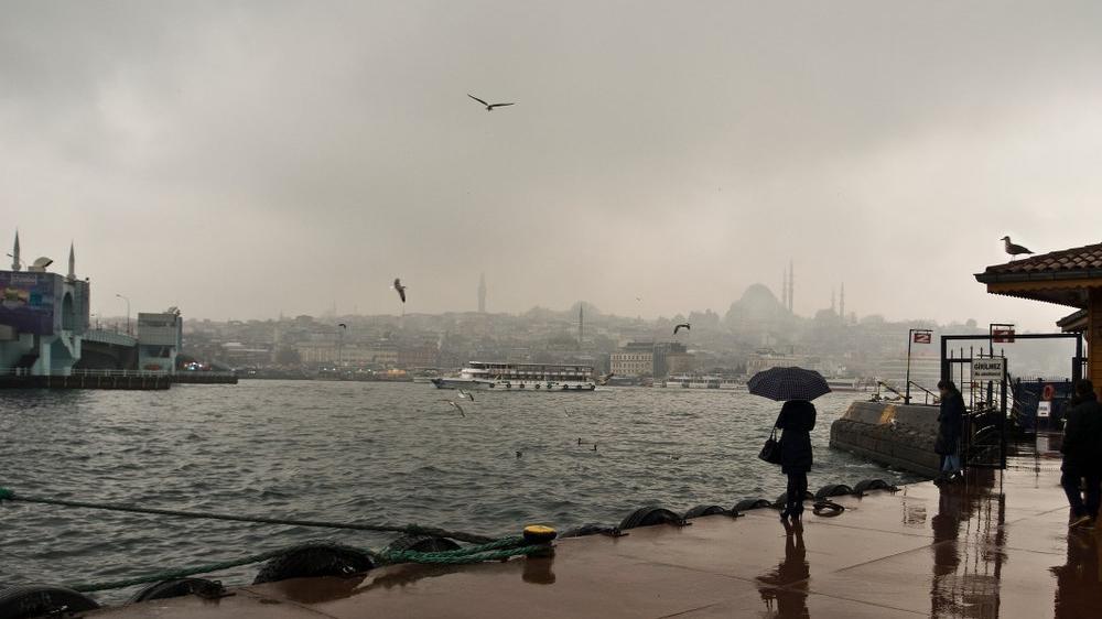 İstanbul'da yağmur ne zaman bitecek?