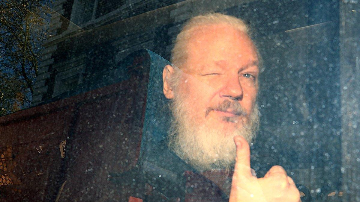 BM'den Assange uyarısı: Hayatı tehlike altında