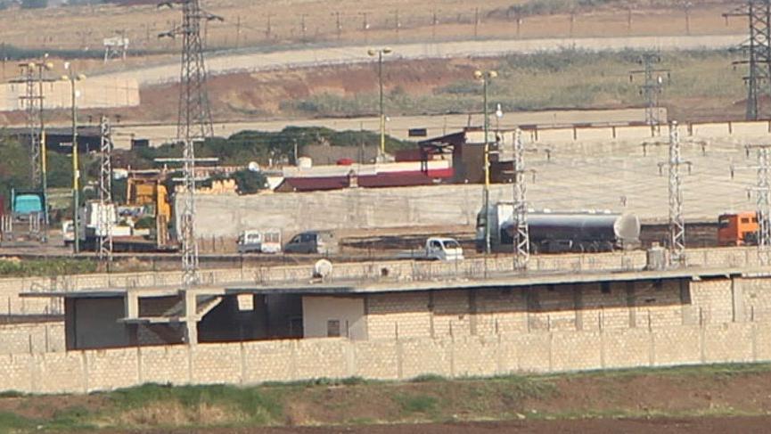 ABD konvoyu, Nusaybin'den görüntülendi