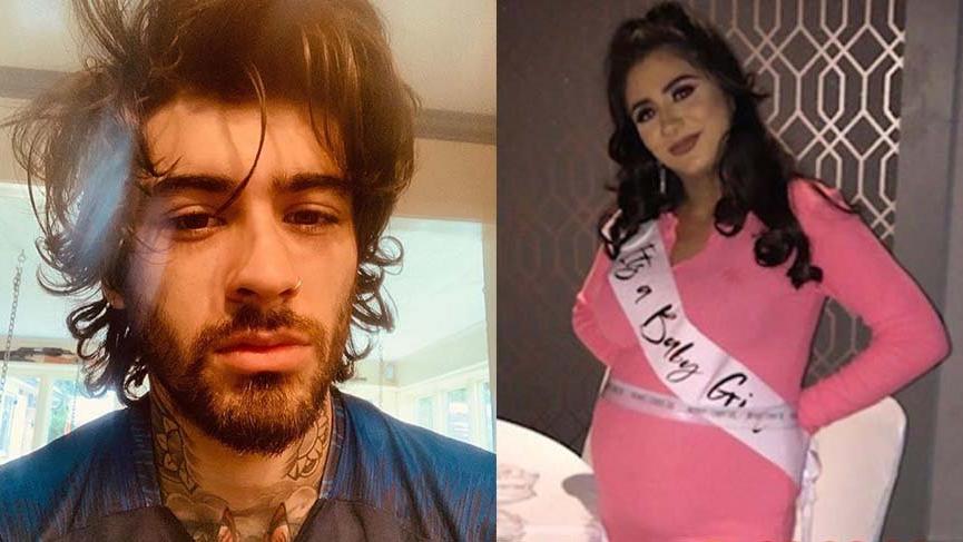 Zayn Malik'in kardeşi Safaa, 17 yaşında hamile