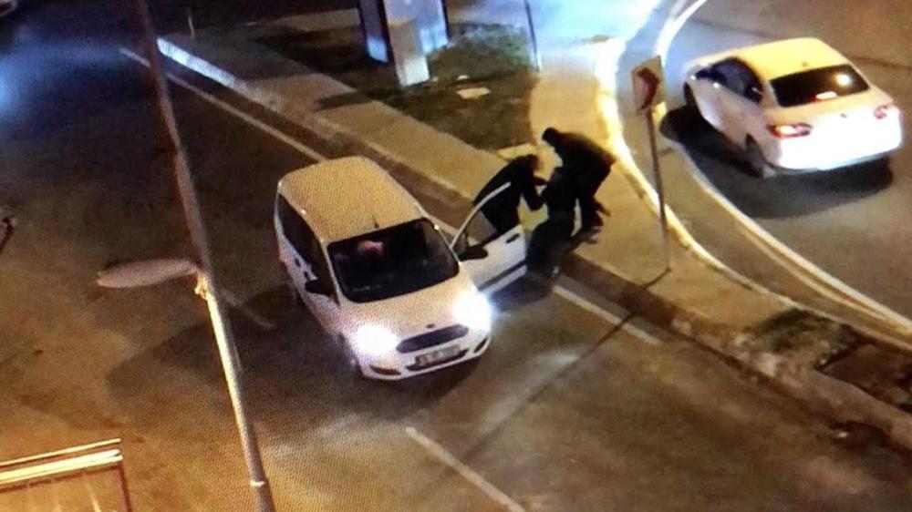 İmamoğlu'nun korumaları trafikte dehşet saçtı!