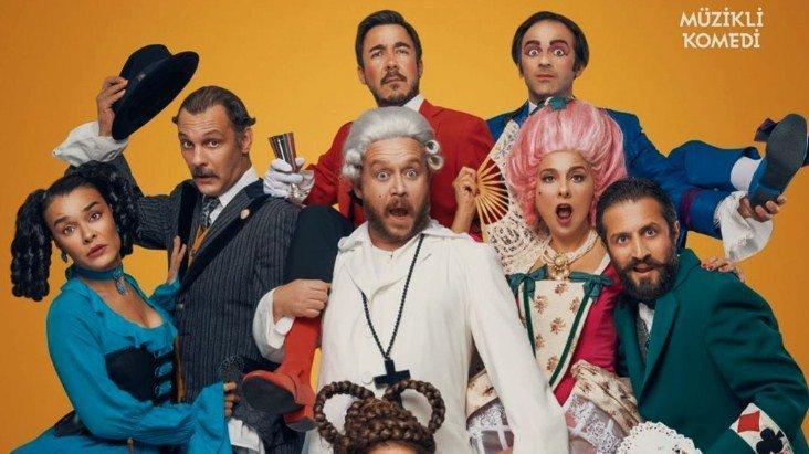 İki yüzlü insanlar 'Tartuffe' ile sahnede
