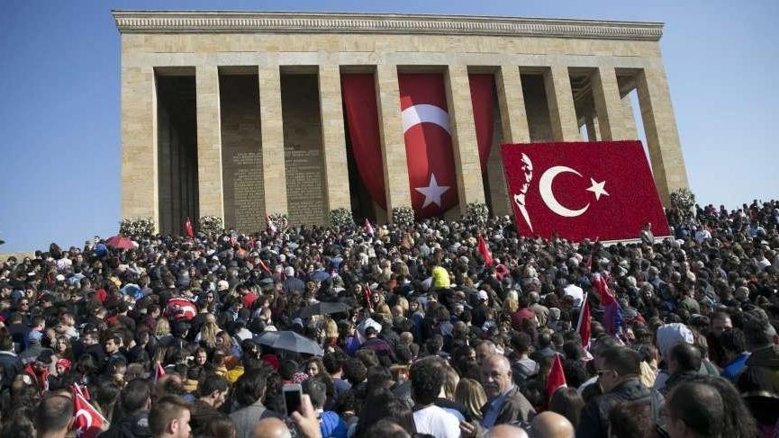 10 Kasım'a 'bayram' ifadesi için soruşturma başlatıldı, MEB sehven yapıldı dedi!
