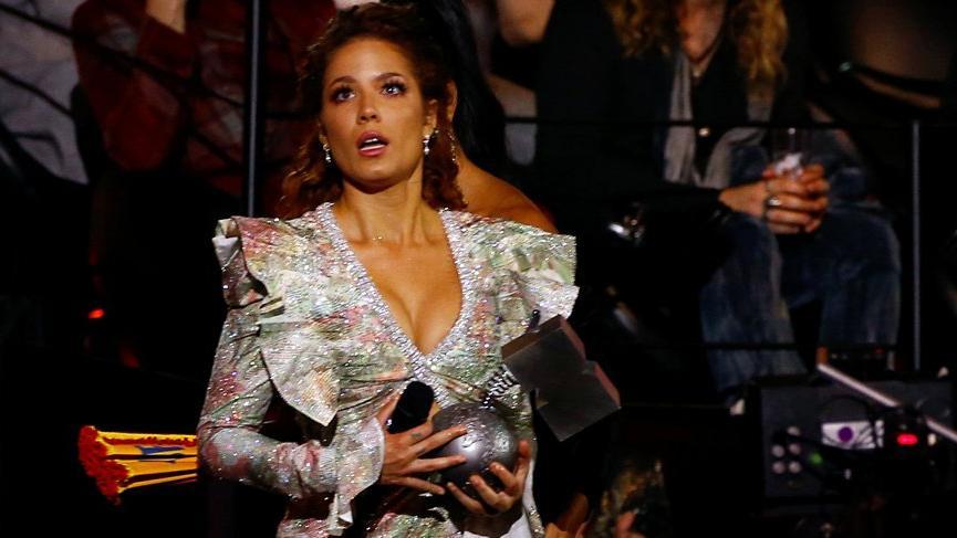 2019 MTV Müzik Ödülleri'nde Halsey Türk markası tercih etti