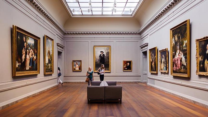 Metropolitan Müzesi'nde görülmesi gereken 5 tablo