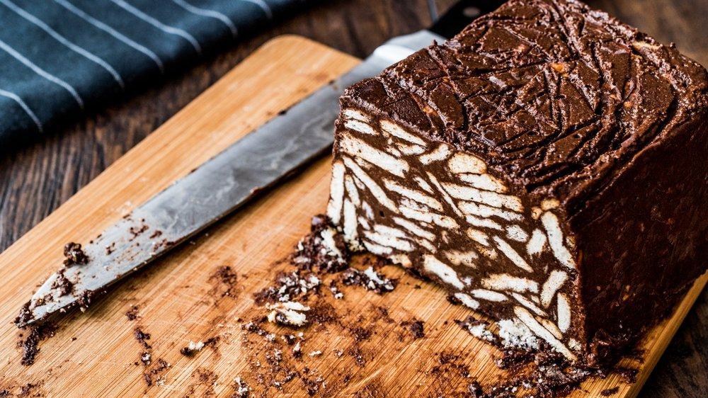 Mozaik kek tarifi… Cevizli mozaik kek nasıl yapılır?
