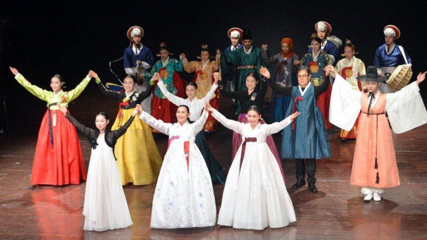 Kahramanmaraş'ta 'Kore Kültür Günü'