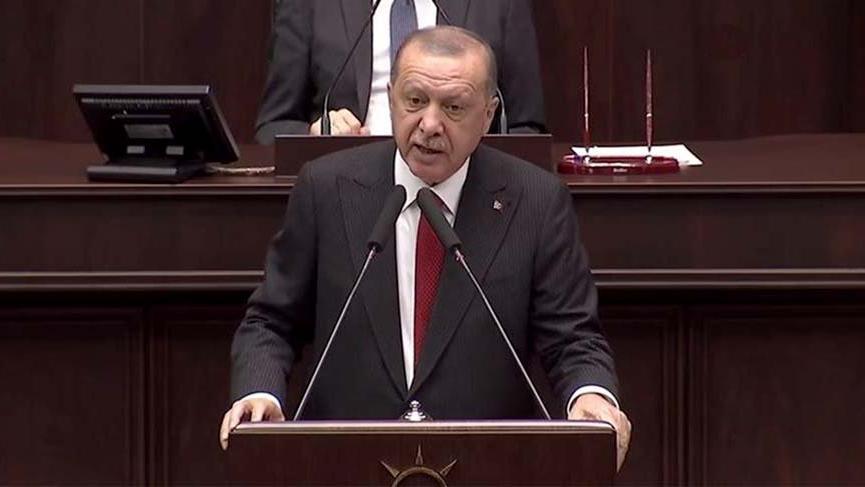 Erdoğan'dan Trump'a 'mektup' yanıtı