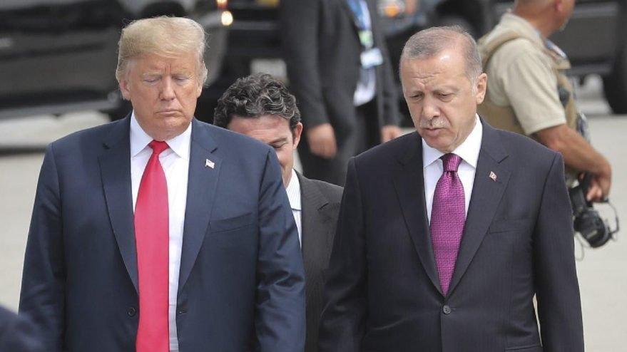 Trump'a skandal çıkış: Erdoğan'a daveti geri çekin