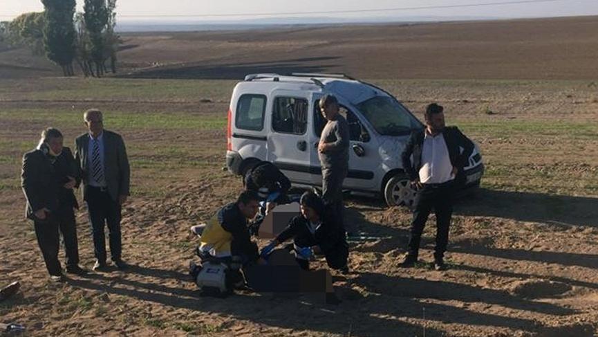 Son dakika... İYİ Parti Yozgat İl Başkanı Seyfi Bayrak, trafik kazasında öldü
