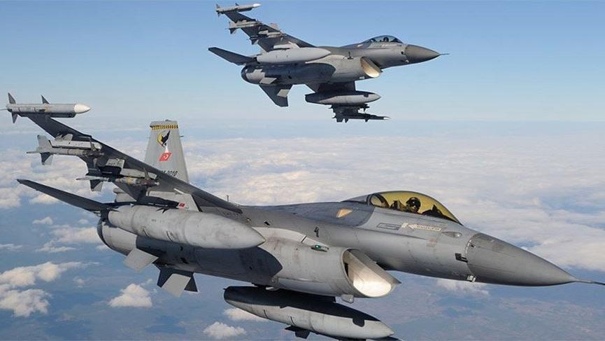 Milli Savunma Bakanlığı: Irak kuzeyinde 2 PKK'lı etkisiz hale getirildi