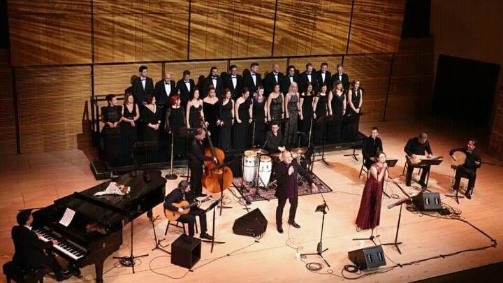 New York'ta Türk müziği ziyafeti