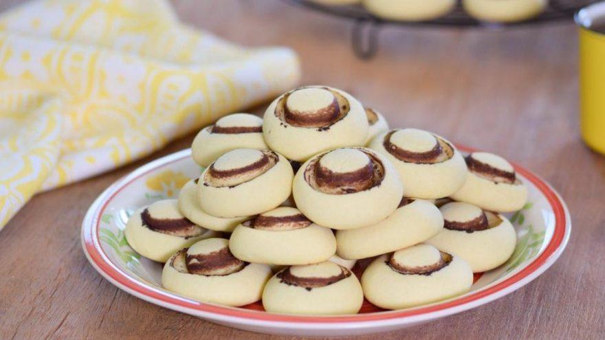 Mantar kurabiye tarifi… Pratik mantar kurabiye nasıl yapılır?