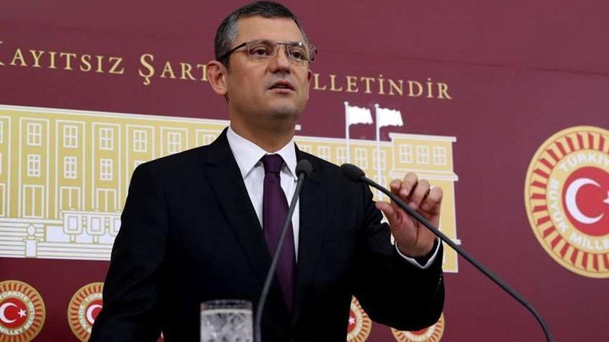 CHP'li Özel: Çavuşoğlu, sessiz kaldığı her dakika ülkenin itibarını zedeler