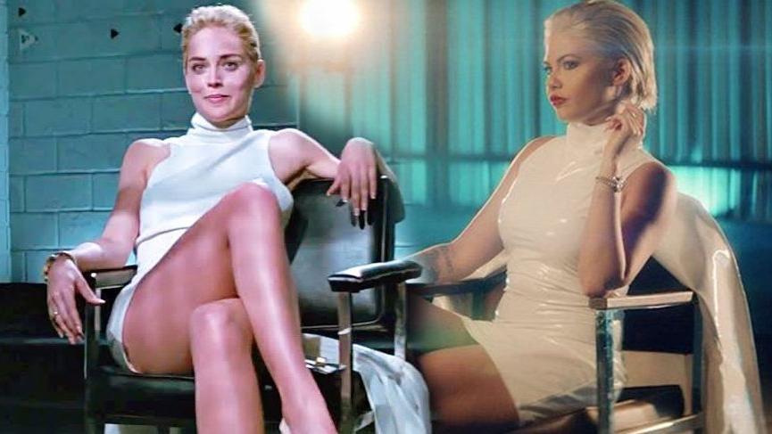 Sharon Stone rapçi Chanel West Coast'a dava açtı