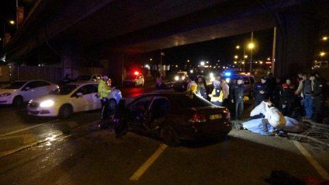 Trabzon ve Manisa'da trafik kazası