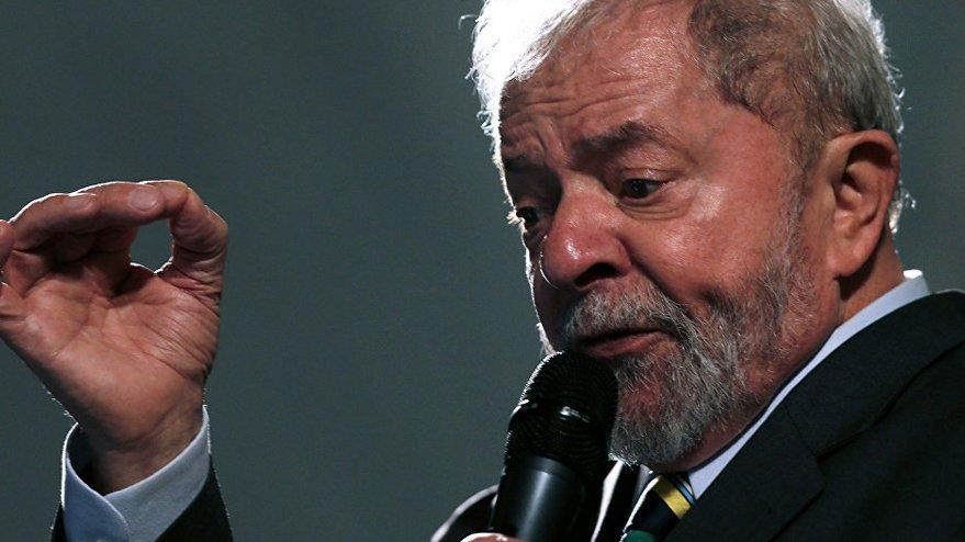 Eski Brezilya Devlet Başkanı Lula, serbest bırakılacak