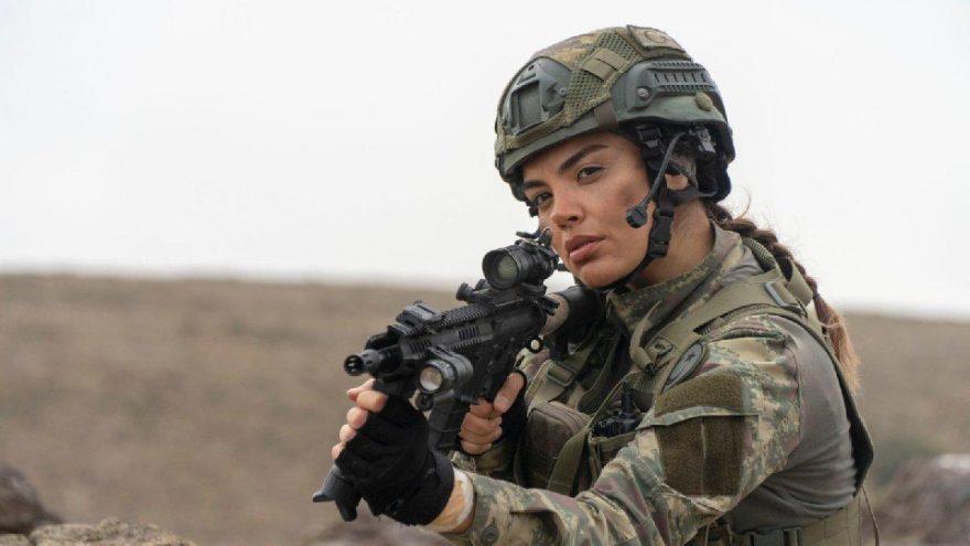 Gaye Turgut Evin rol aldığı Savaşçı dizisinin hayatını nasıl değiştirdiğini anlattı