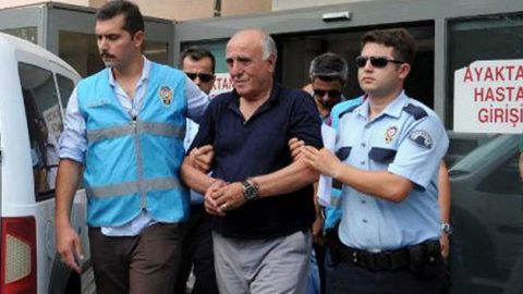Hakan Şükür'ün babasının mal varlığına yeniden tedbir konuldu