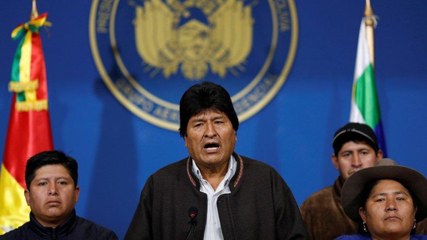 Son dakika... Bolivya'da sıcak gelişme: Devlet başkanı resmen açıkladı