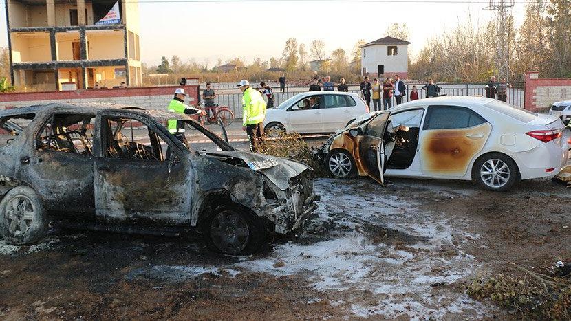 Korkunç kaza! Savcı ve eşi ağır yaralı, küçük kızları yaşamını yitirdi