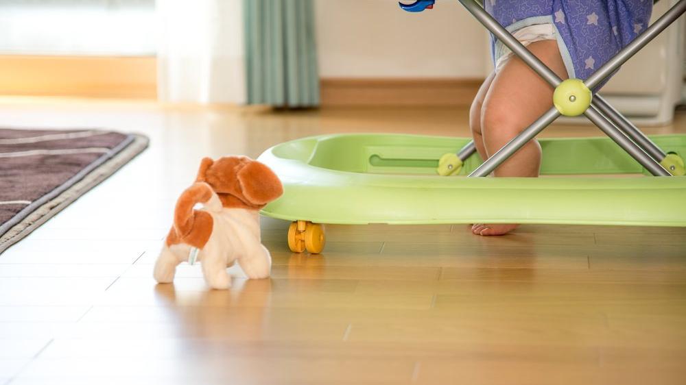 Yürüteç, çocuklarda ortopedik sorunlara yol açar mı?