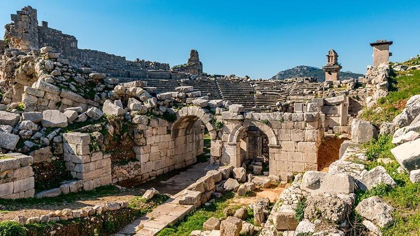 Antalya'nın 9 eseri 25 yıldır UNESCO'nın geçici listesinde