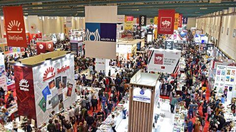 38. İstanbul Kitap Fuarı bu yıl daha az ziyaretçi ağırladı