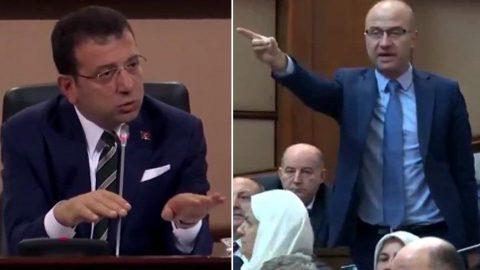 İBB Meclisi'nde 'damat' gerilimi çıktı!