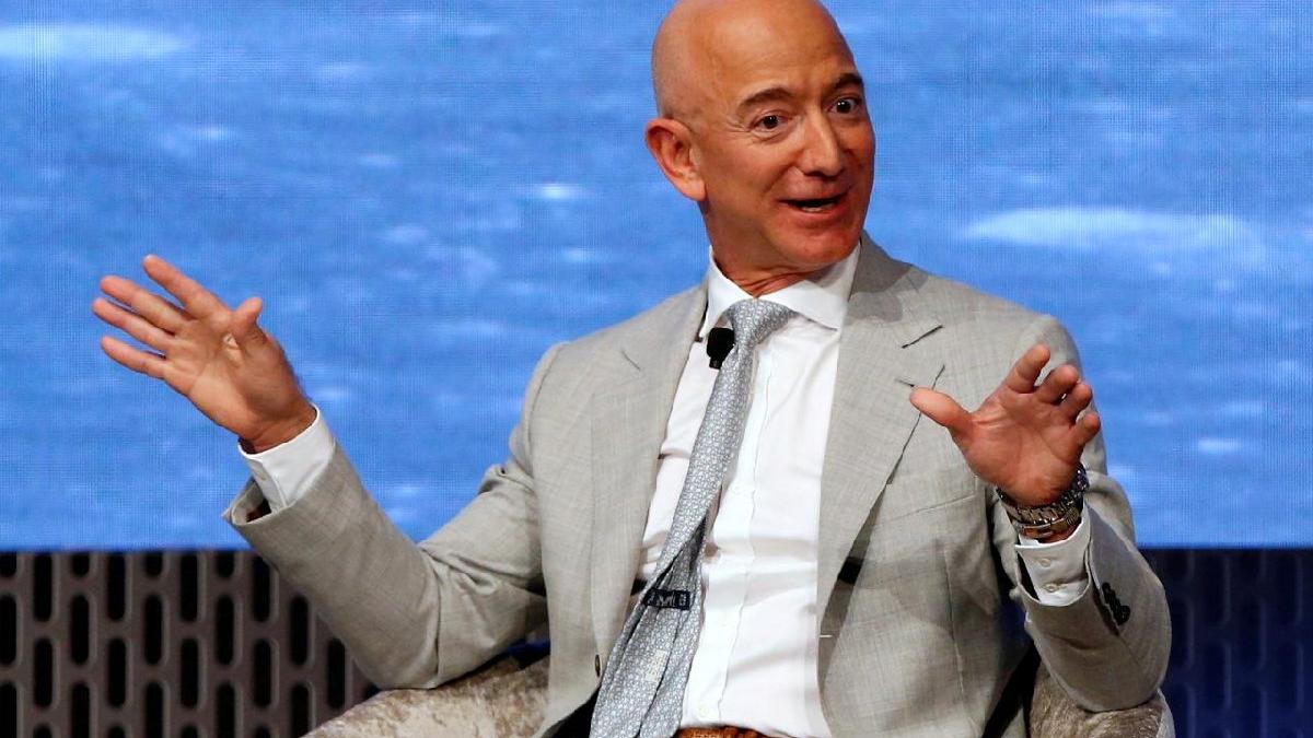 Bloomberg'ün aklına başkanlığı Bezos sokmuş!