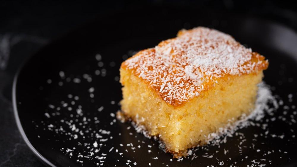 Limonlu revani tarifi… Revani nasıl yapılır?