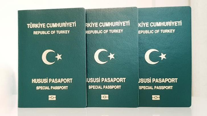 500 bin dolar ihracat yapana yeşil pasaport!